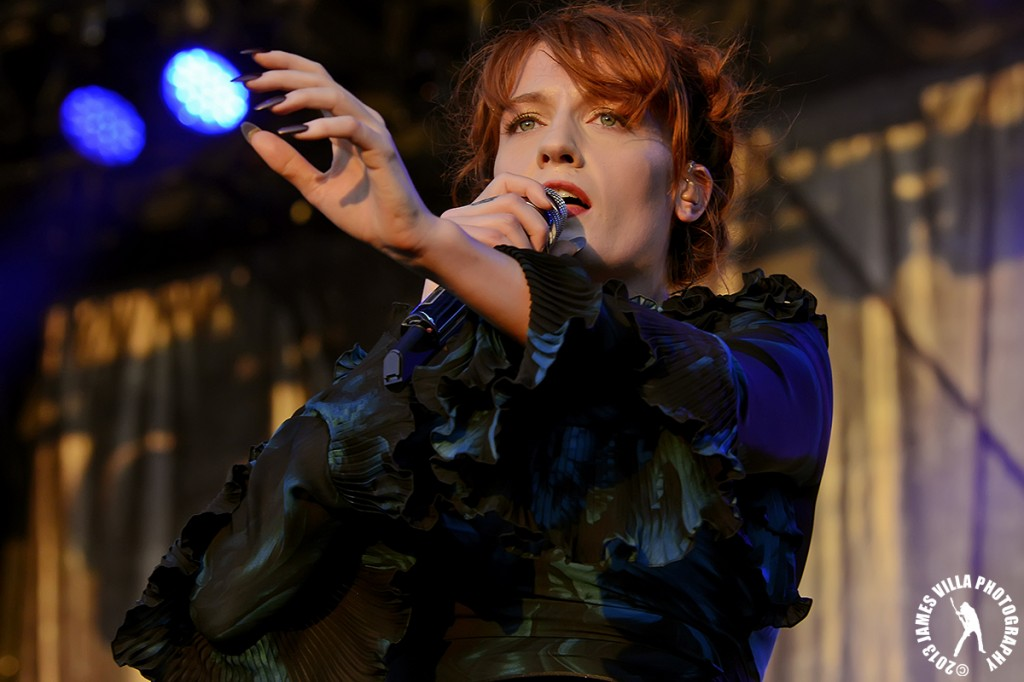 Florence + The Machine (ACL 2012) | © 2012 James Villa Photography