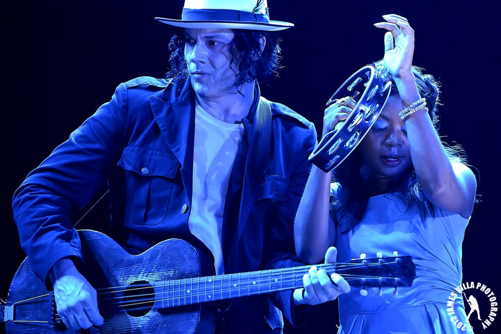 Jack White (ACL 2012) | © 2012 James Villa Photography