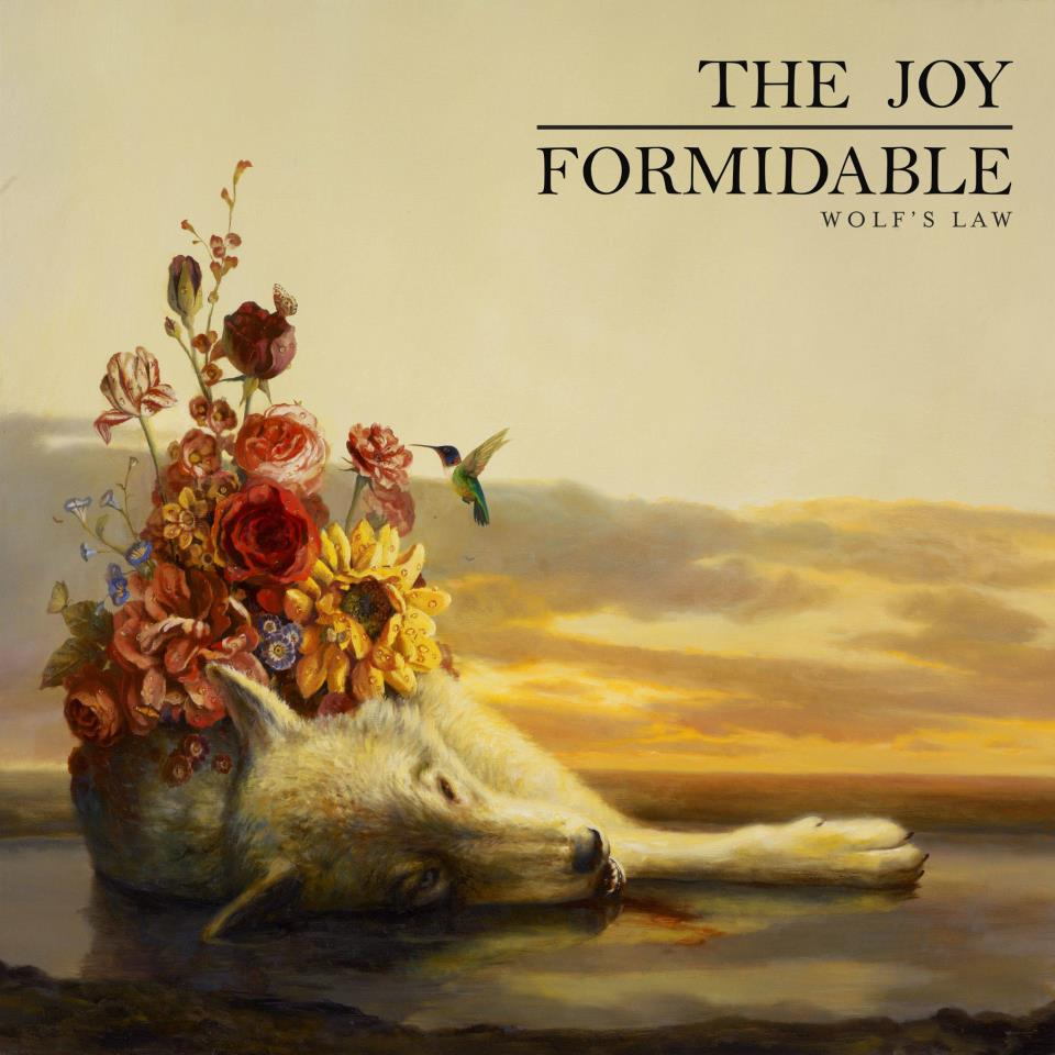 """Wolf's Law"" by The Joy Formidable"