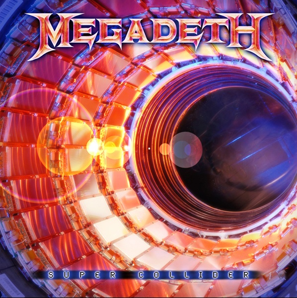 """Super Collider"" by Megadeth"