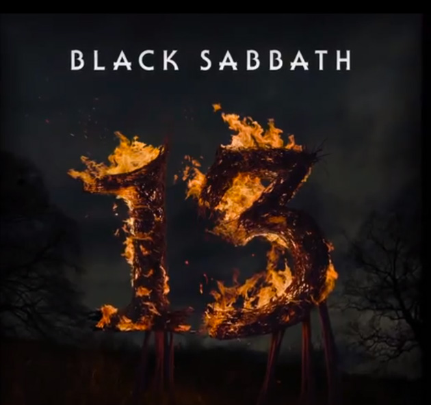 """13"" by Black Sabbath"