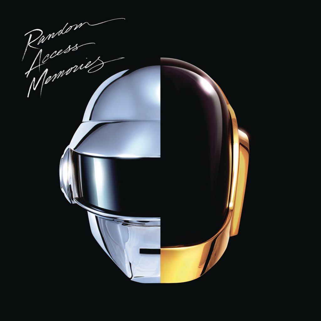 """Random Access Memories"" by DAFT PUNK"