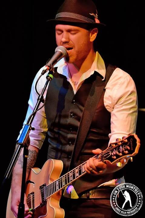 Brandon Callies Band - The Kessler Theater (Dallas, TX) // James Villa Photography 2013