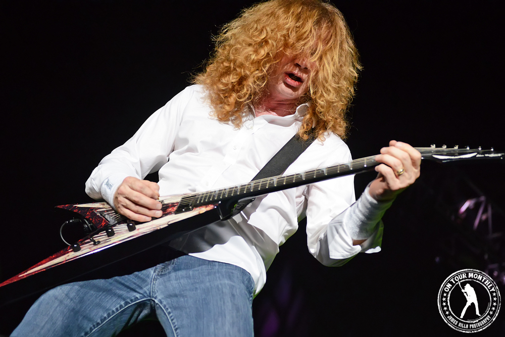 MEGADETH | James Villa Photography © 2013