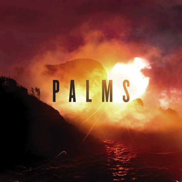 "Album Cover: ""Palms"" by PALMS"