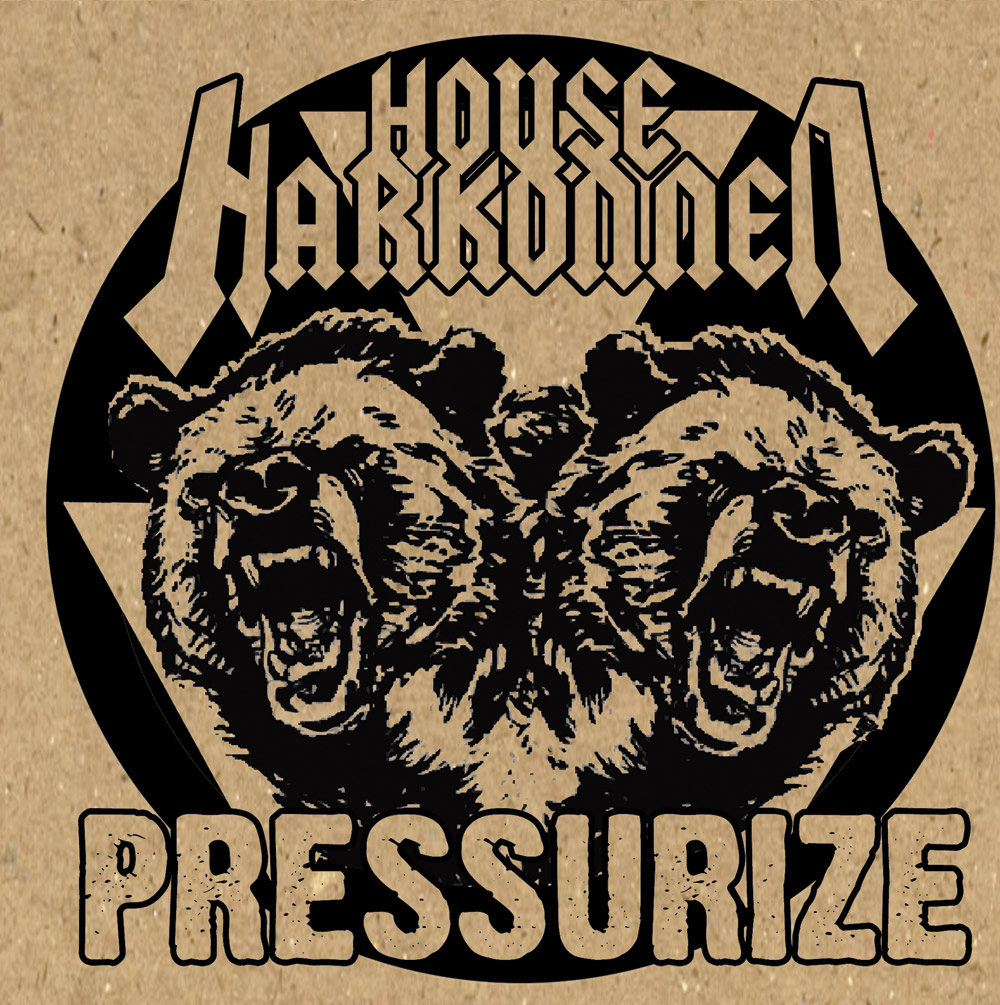 "The Spectacle / House Harkonnen - 7"" split vinyl"