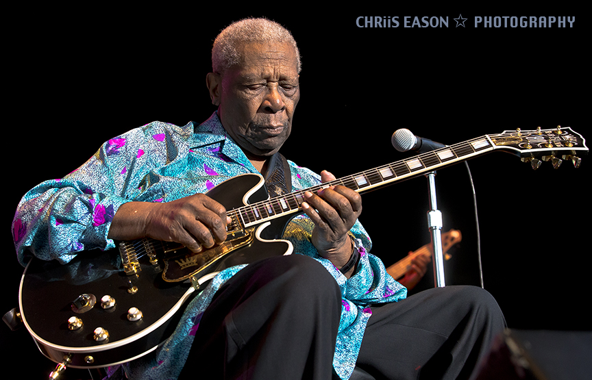 BB King // Chris Eason Photography