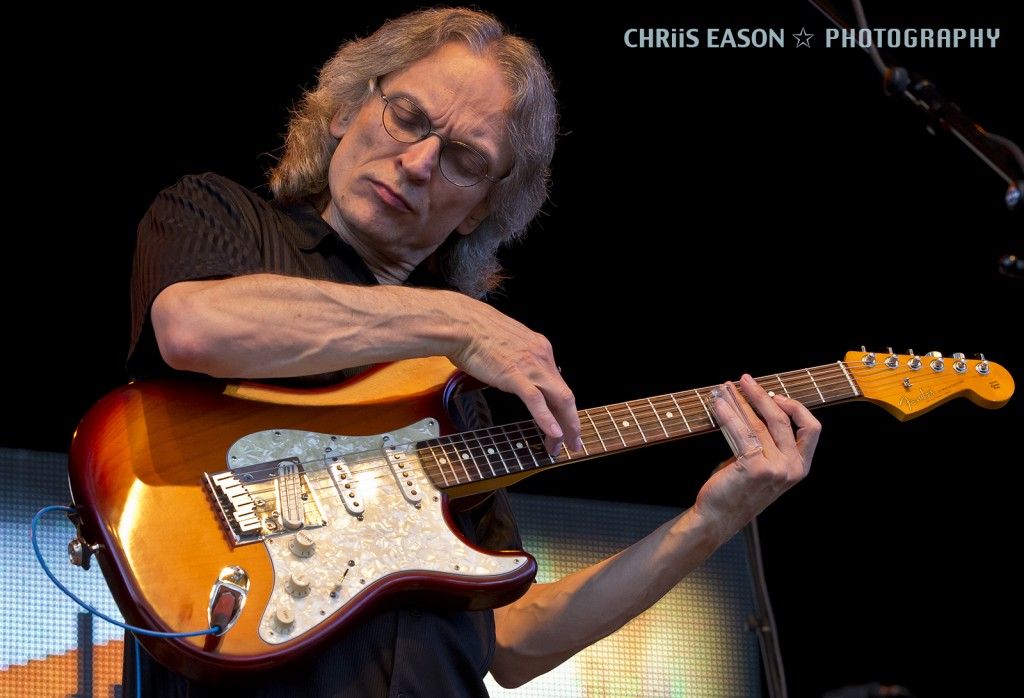Sonny Landreth (Frampton's Guitar Circus) - Chris Eason Photography