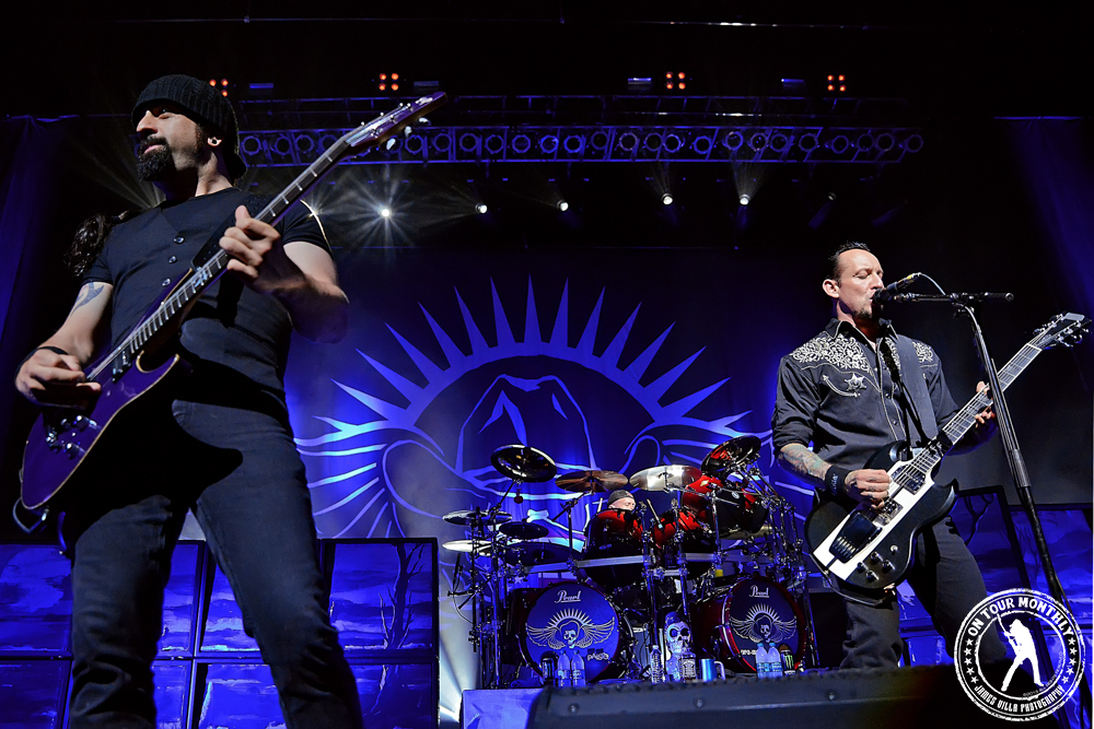 Volbeat. - Rock Allegiance Tour (Verizon Theater - Grand Prairie, TX) 9/18/13