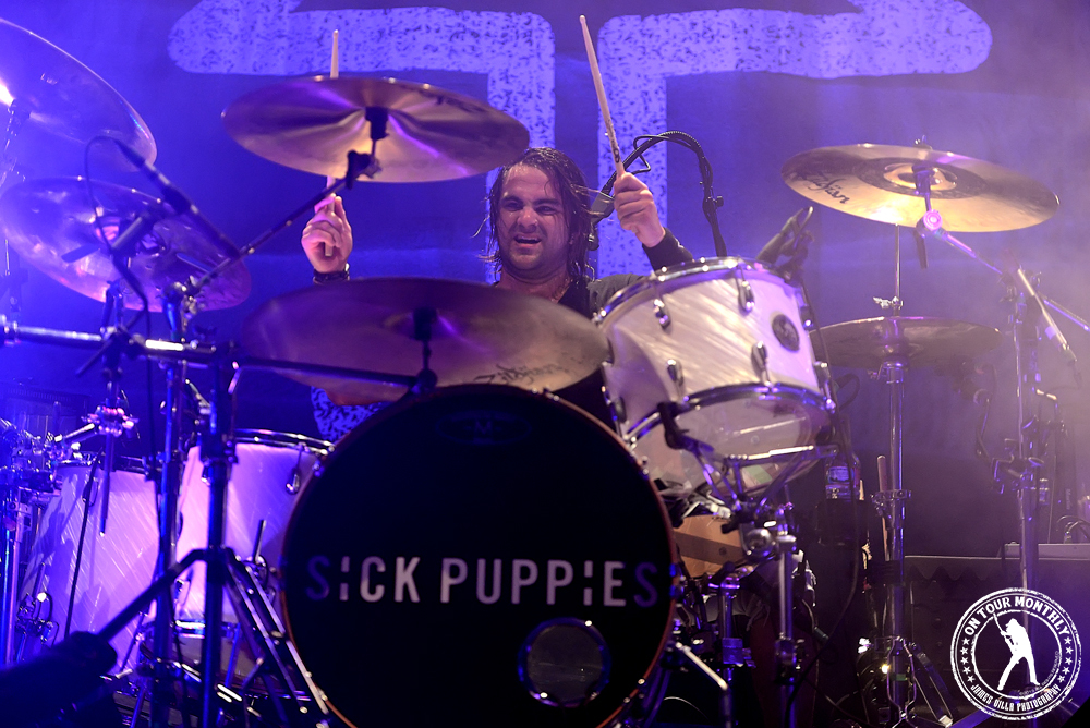 Sick Puppies (House of Blues Dallas, 9.17.13) // James Villa Photography 2013