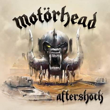 "New Album: ""Aftershock"" by Motorhead"