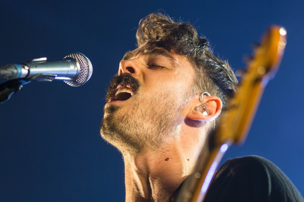 Local Natives (House of Blues - Dallas, TX) // Photo by Crystal Prather