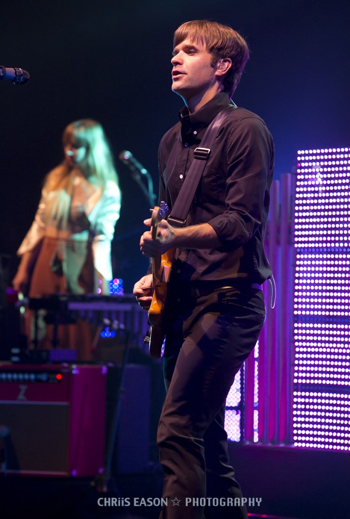 The Postal Service // Photo by Chris Eason 2013