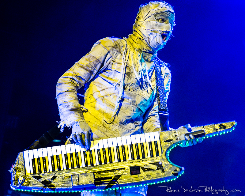 Here Come The Mummies - House of Blues - Dallas TX 10-31-2013