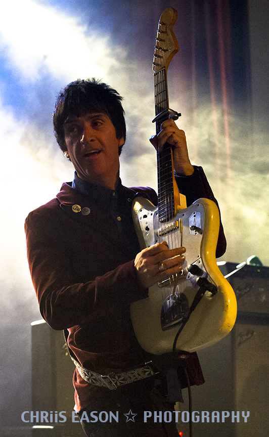 Johnny Marr // Chris Eason Photography