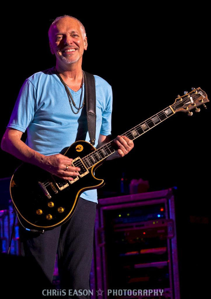 Peter Frampton (1954 Gibson, Les Paul) - Chris Eason Photography