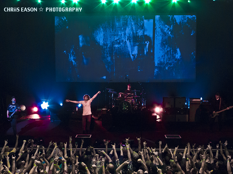 Soundgarden - Chris Eason Photography 2013