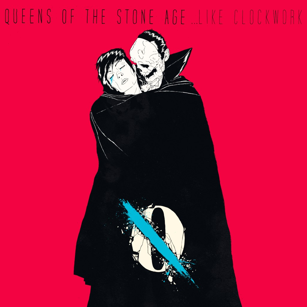Like Clockwork by Queens of the Stone Age