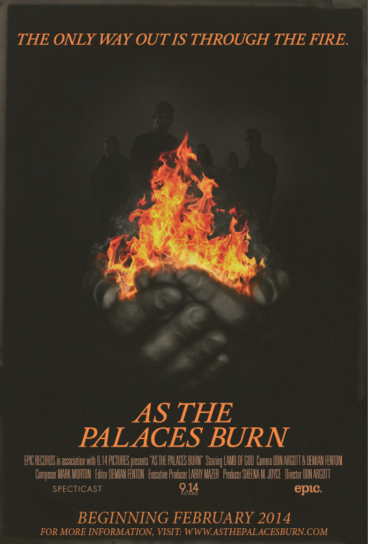 As Palaces Burn by Lamb of God