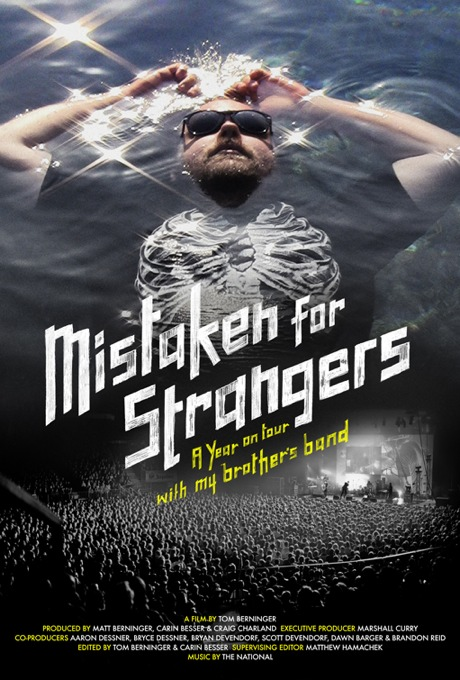 Mistaken for Strangers Movie Poster _ The National