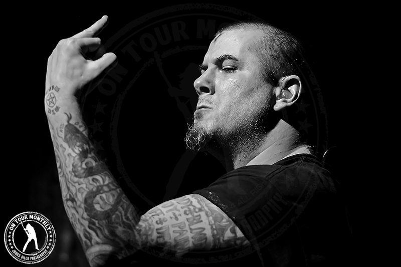 Phil Anselmo // Photo by James Villa Photography 2014