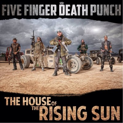 """House of the Rising Sun"" Five Finger Death Punch"