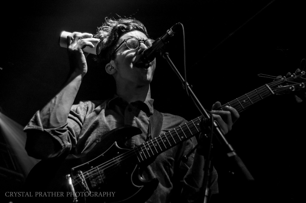 Dan Croll (House of Blues Dallas) Crystal Prather Photography 2014