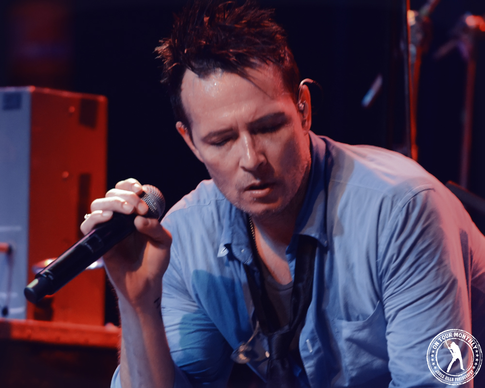 Scott Weiland - (Trees - Dallas, TX) 4/30/14 ©2014 James Villa