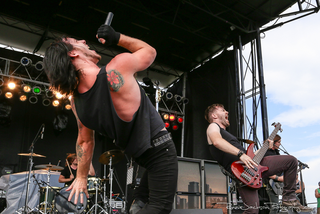 We As Human - Rocklahoma 2014 - Hard Rock Stage