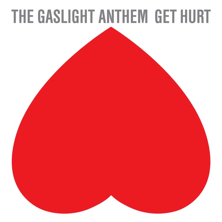 "The Gaslight Anthem ""Get Hurt"""