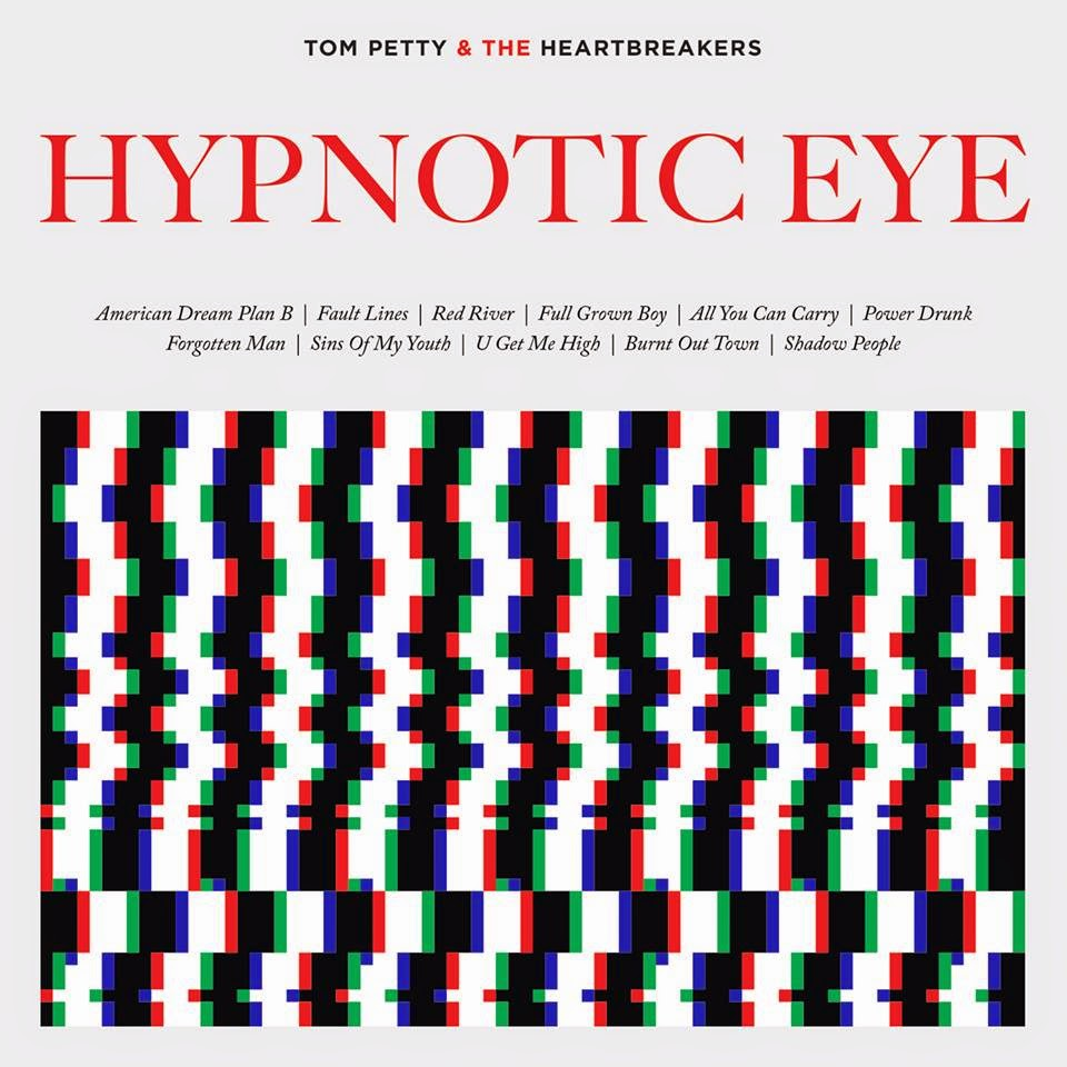 Tom Petty.Hypnotic Eye.07-14