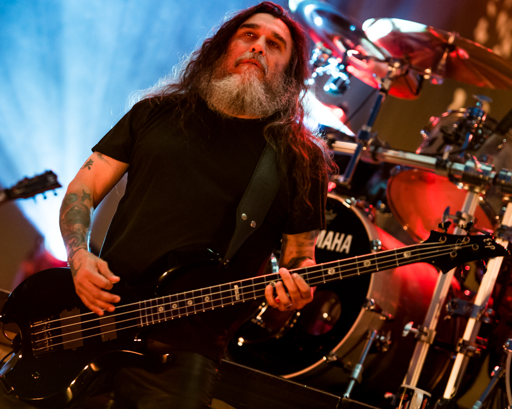 Slayer (Verizon Theater - Grand Prairie, TX) 11/19/14