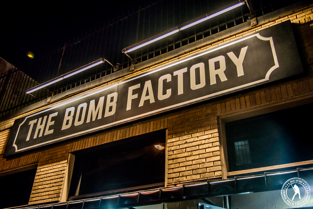 (The Bomb Factory - Dallas, TX) 3/26/15