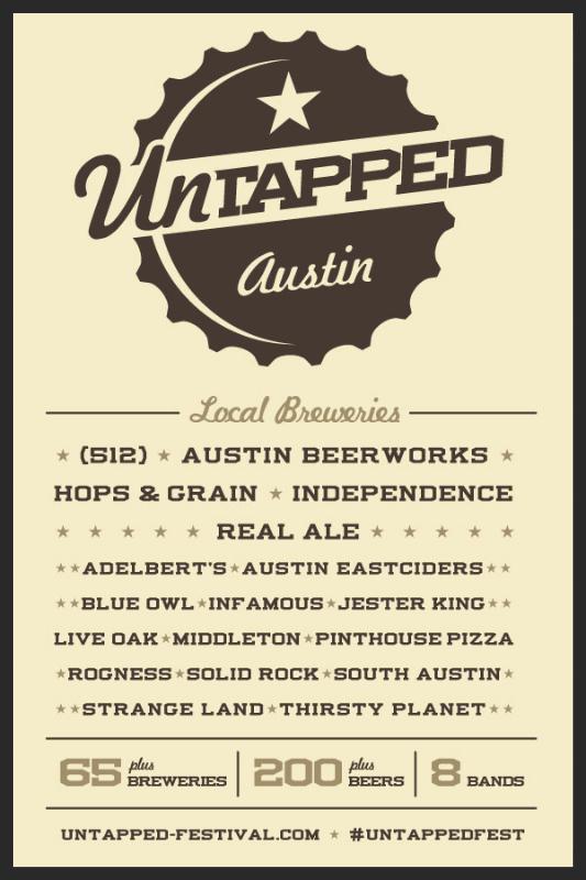 untapped Austin