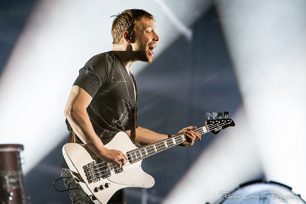 Ben McKee - Imagine Dragons
