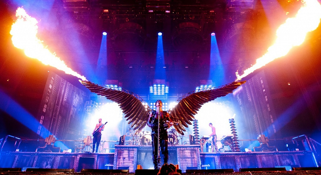 rammstein announced as a headlining act for inaugural chicago open