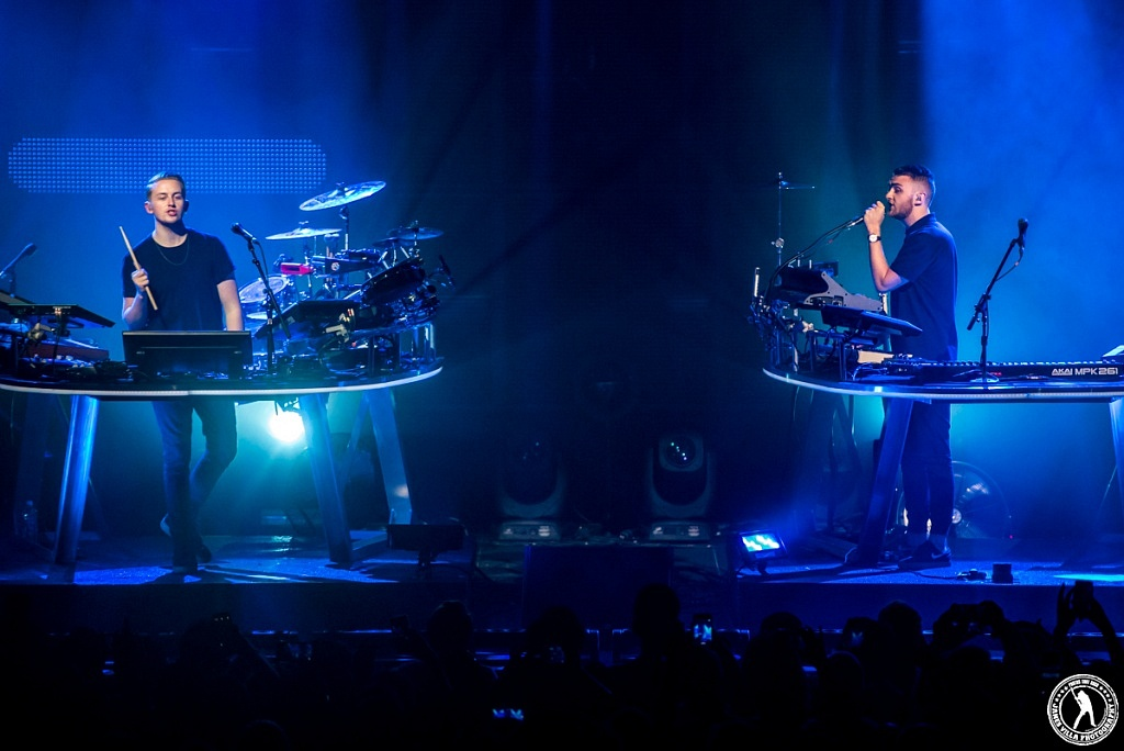 Disclosure (The Bomb Factory - Dallas, TX) 5/12/16 ©2016 James Villa Photography, All Rights Reserved
