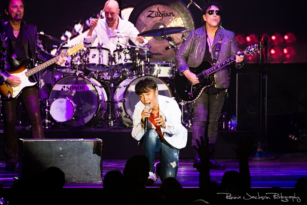 Journey / Gexa Energy Pavilion / Dallas TX / 5-20-2015 / Ronnie Jackson Photography