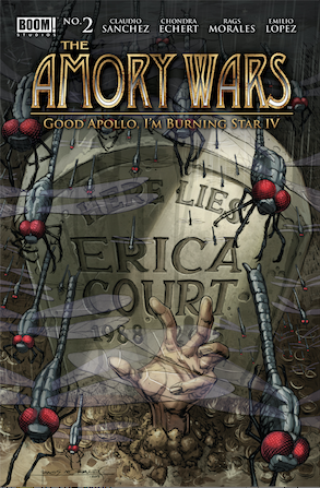 The Amory Wars No2