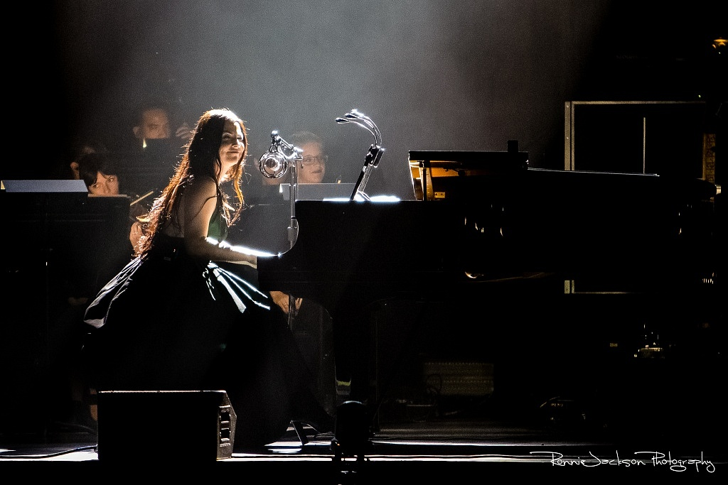Evanescense \ Amy Lee \ Evanescence Synthesis Tour 2017