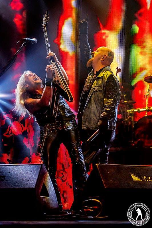 judas priest announce 2018 north american firepower tour on tour monthly. Black Bedroom Furniture Sets. Home Design Ideas