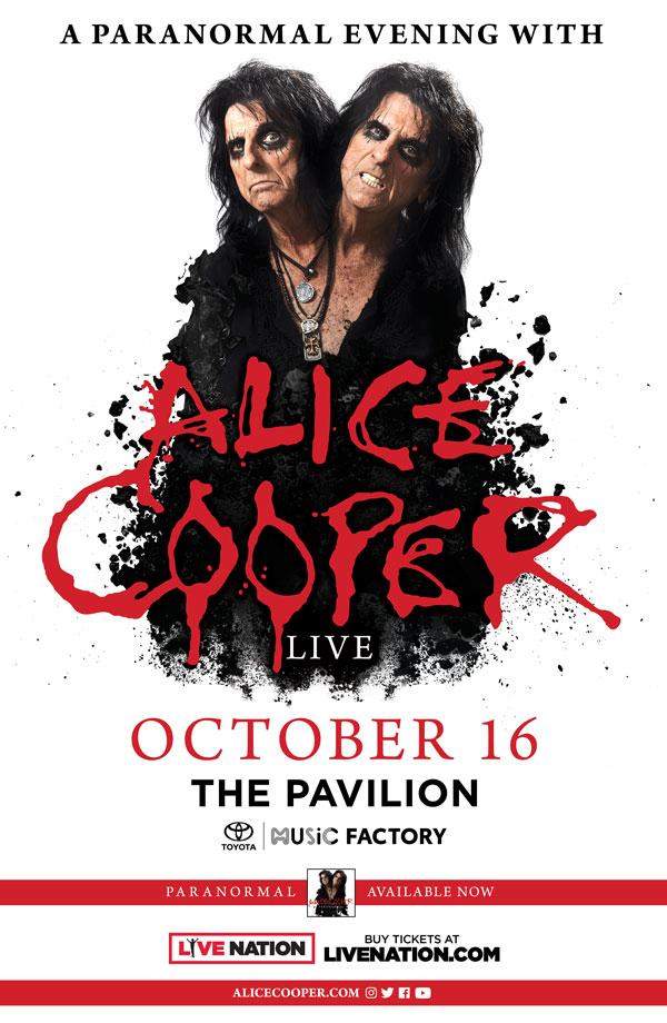 Alice Cooper 2018