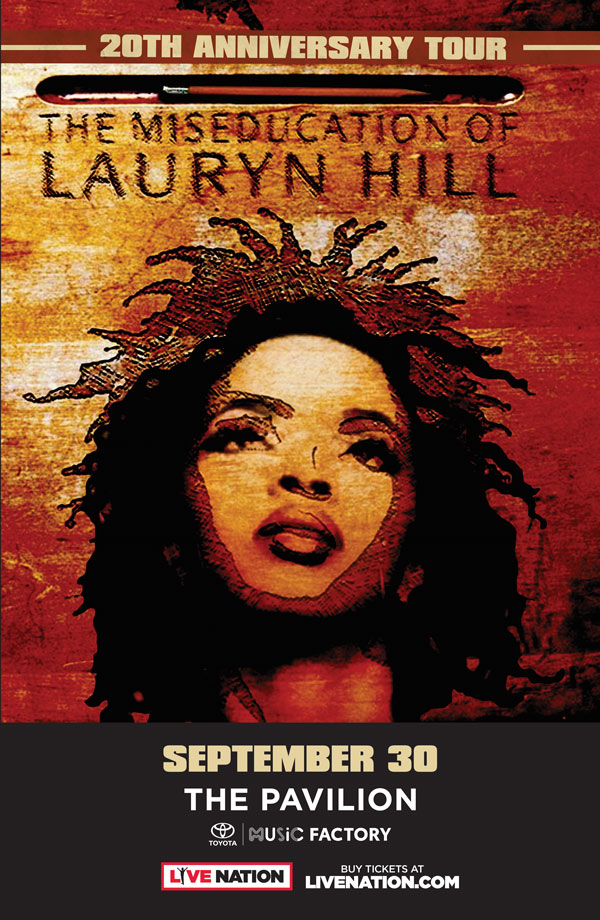 Lauryn Hill 2018