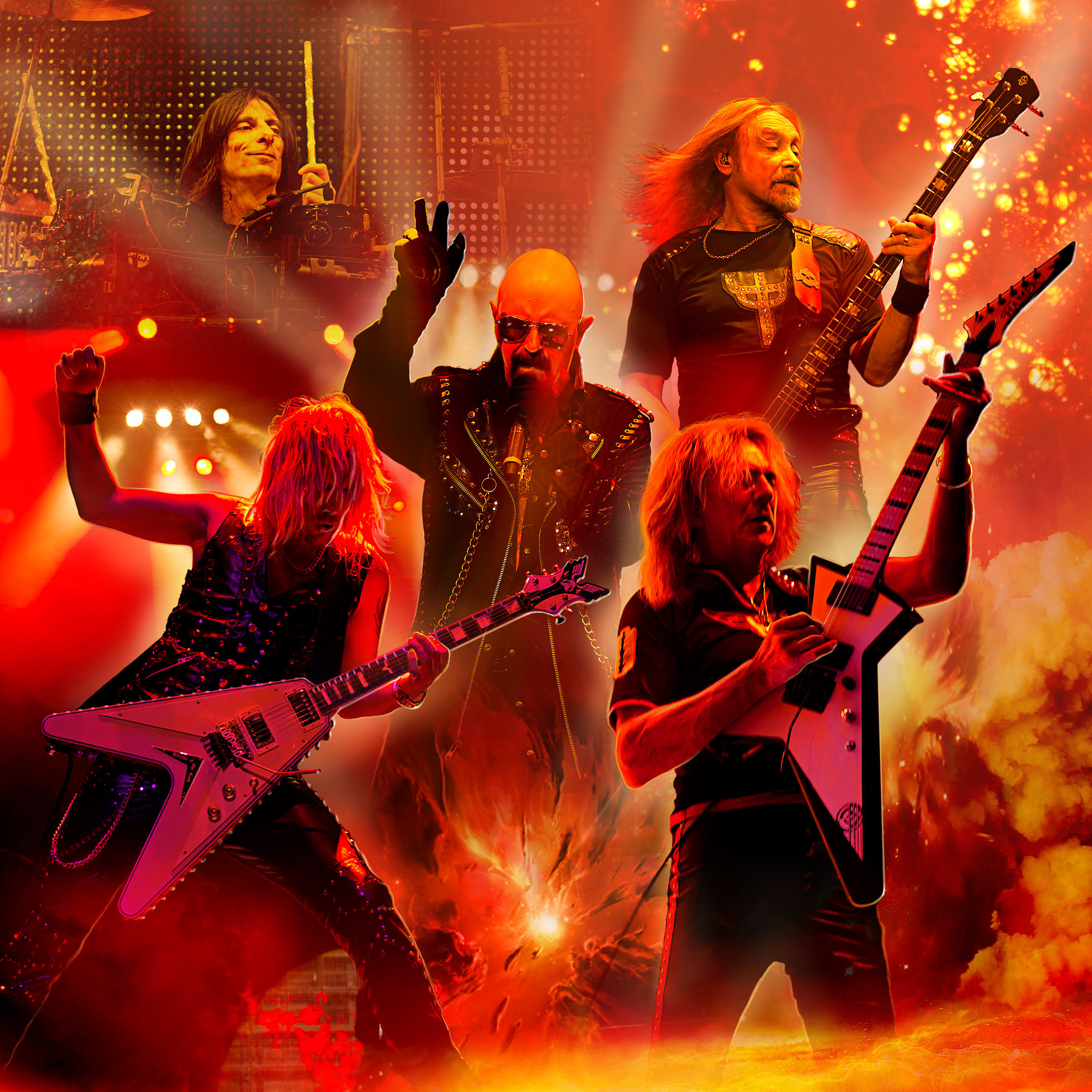 Judas Priest 2018