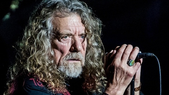 Image result for singer robert plant 2018