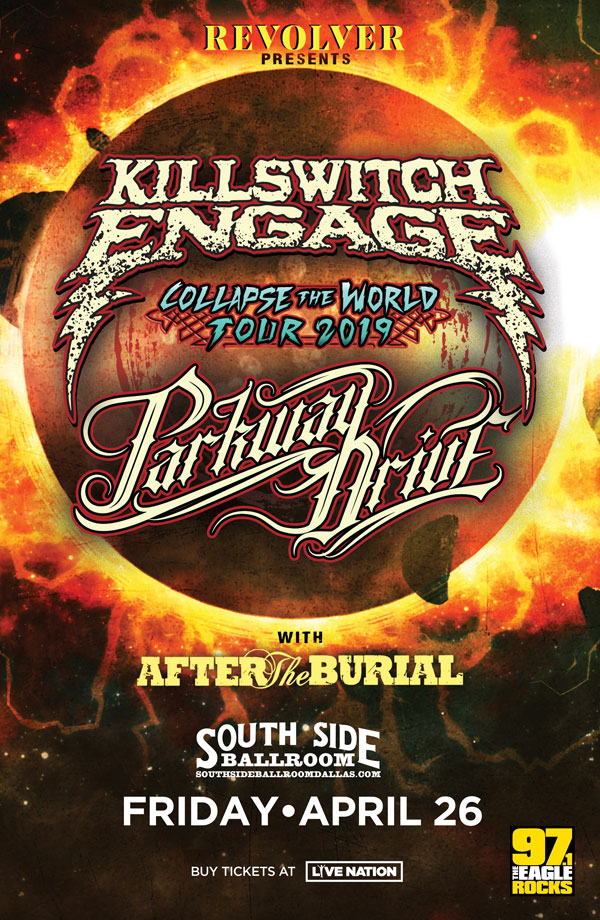 Killswitch Engage 2019