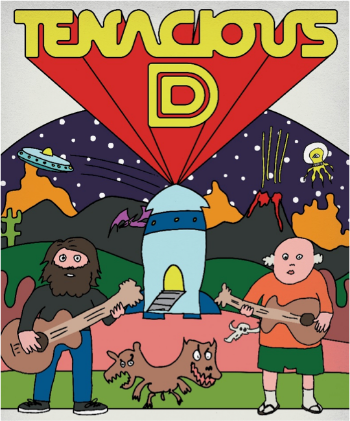 TENACIOUS D 2019