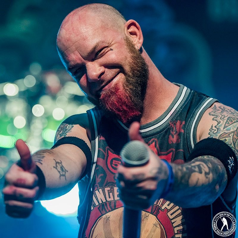 Five Finger Death Punch 2019