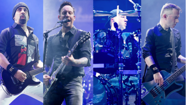 VOLBEAT TO SUPPORT SLIPKNOT ON KNOTFEST ROADSHOW NORTH